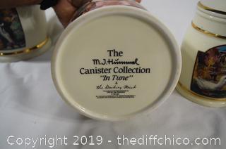 Hummel Canister Set