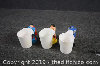 3 Collectible Mugs