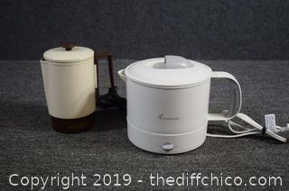 Working Toastmaster Hot Pot and Electric Coffee Pot