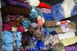 Lot of Yarn