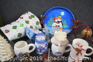 Christmas Lot-Tote included