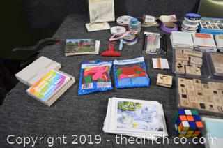 Stamp Up, Craft Lot and More
