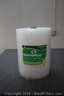 New Roll of BubbleWrap