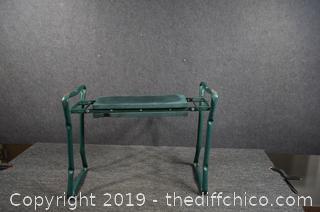 Folding Garden Seat / Knee Rest