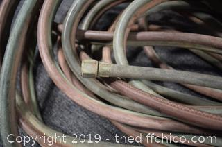 Acetylene Settling Torch Hose