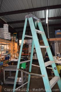 Werner 91 1/2in tall Ladder