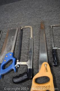 Saws and Saw Blades