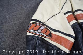 Harley Davidson Leather Jacket Size XL