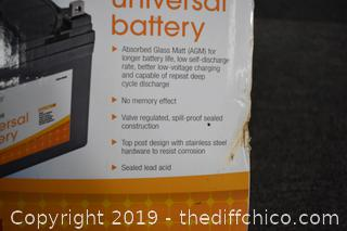 NIB Universal Battery