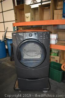 Working Kenmore Gas Dryer w/Bottom Drawer