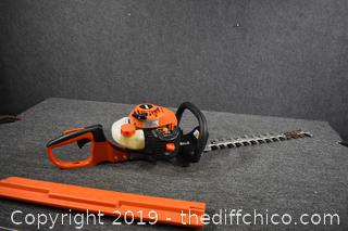 Working 22in Echo Hedge Trimmer-hardly used