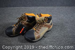 New Wolverine Boots Size 7 1/2
