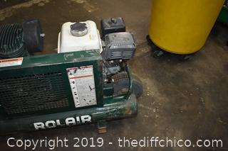 Working Rolair Compressor
