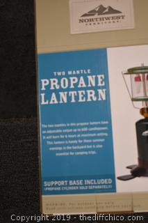 NIB Propane Lantern