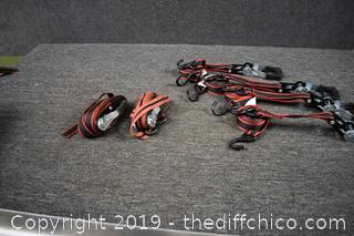 Lot of 6 Straps