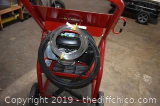 New Coleman Powermate 2200psi Pressure Washer