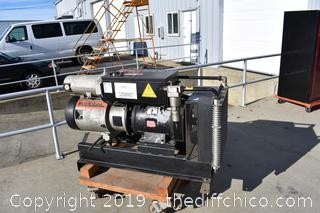 Working Mattei EM 255L Compressor - 3389  94hours(see picture)