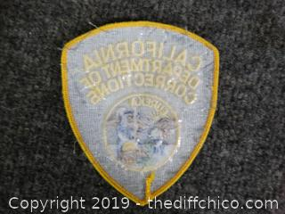 Department Of Correction Badge