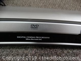 Toshiba DVD Player Works