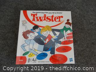 New Twister Game