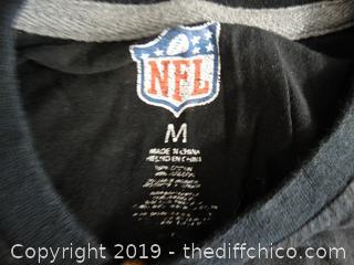 Denver Broncos Shirts M & L