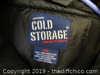 New 2XL Jacket