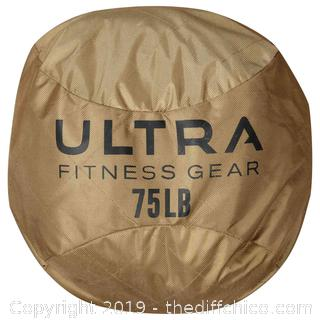 Ultra Fitness Gear Soft Atlas Stone Sandbag - 75 lb. (J10)