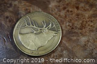 NRA Collectible Token - ELK