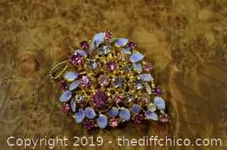 Vintage Austria Collectible Brooch