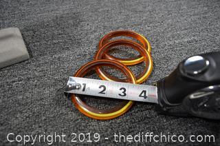 3 Unique Bracelets