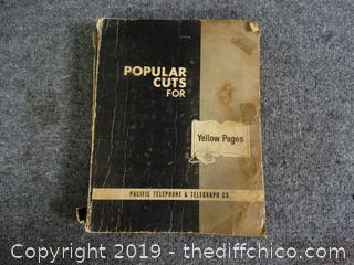 Popular Cuts For yellow Pages