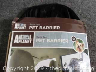 Animal Planet Pet Barrier