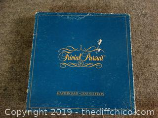 Trivial Pursuit Game