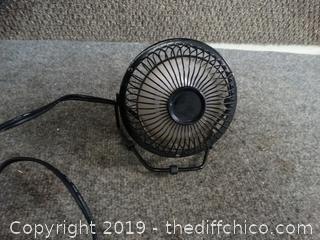 Personal Fan wks