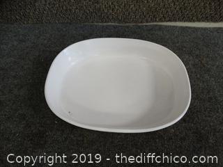 2 Casserole Dishes