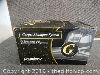 Kirby G Series Shampooer