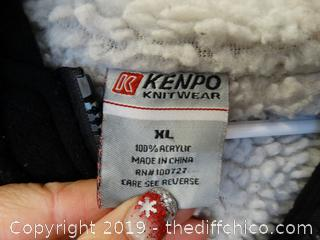 Kenpo Jacket XL