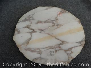 Made In Italy Marble top