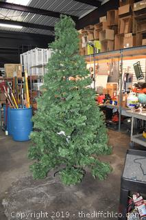 9ft tall Christmas Tree