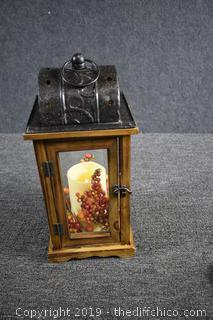 Working Electric Candle