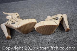 Calvin Klein Heels Size 6M