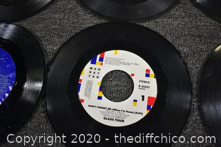 21 - 45rpm Records