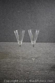 Long Stem Glasses