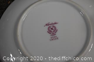 24 Pieces of Noritake China