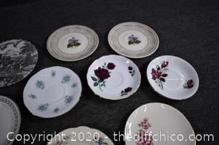 Lot of Plates