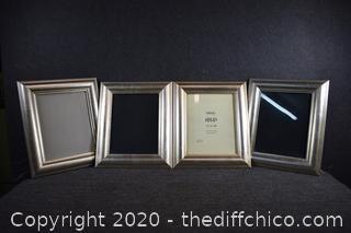 4 - Frames - 11in x 14in