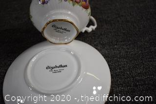 7 Pieces Cup and Saucers