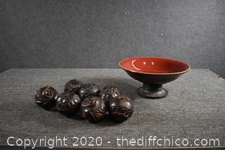 Decorative Bowl and More