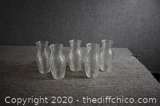 5 Vases