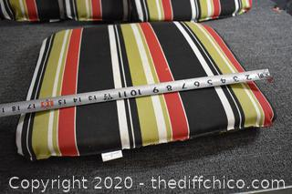 6 Reversible Cushions